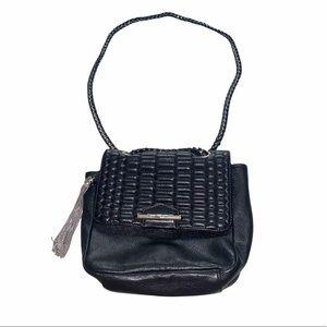 Aimee Kestenberg Black Shoulder Crossbody Bag